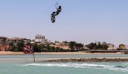 El Gouna, Kite-People, Kite Jump