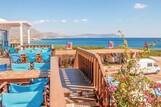 Karpathos - ION CLUB, Blick Station und Bucht