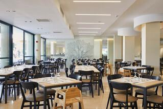 Rhodos Theologos - Alex Beach, Hauptrestaurant