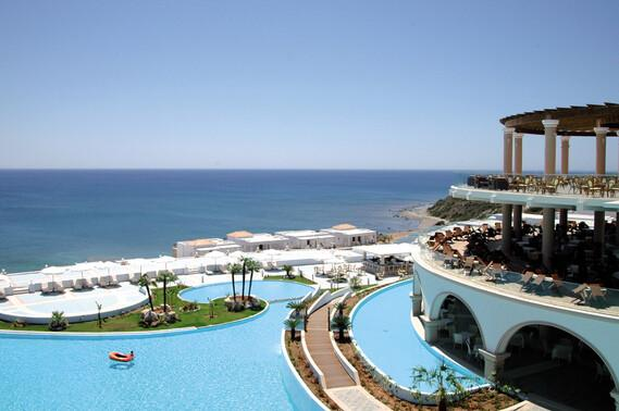 Rhodos Prasonisi - Atrium Prestige, Pool