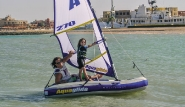 El Gouna - ELEMENT Watersports, Kinderkurs