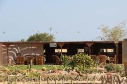 Kite-Village Unterkünfte