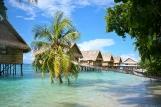 West Papua - Hotel Papua Paradise Eco, Strand