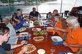 Türkei - MSY Okyanus, Lunch