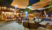 Cabarete, Villa Taina, Bar und Lounge