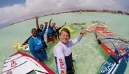 Bonaire - Dunkerbeck Pro-Center, Surfausflug mit Björn Dunkerbeck