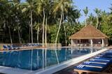 Ari-Atoll - Vilamendhoo, Pool mit Bar