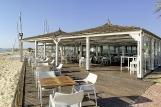 Djerba - ROBINSON Club Djerba Bahiya, Strandrestaurant Außenterrasse
