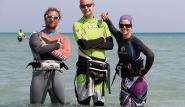 El Gouna - Kiteboarding-Club Event - Die Instruktoren
