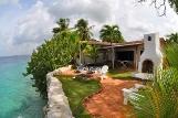 Curacao -  Sun Reef Village, Terrasse Oceanview Bungalow