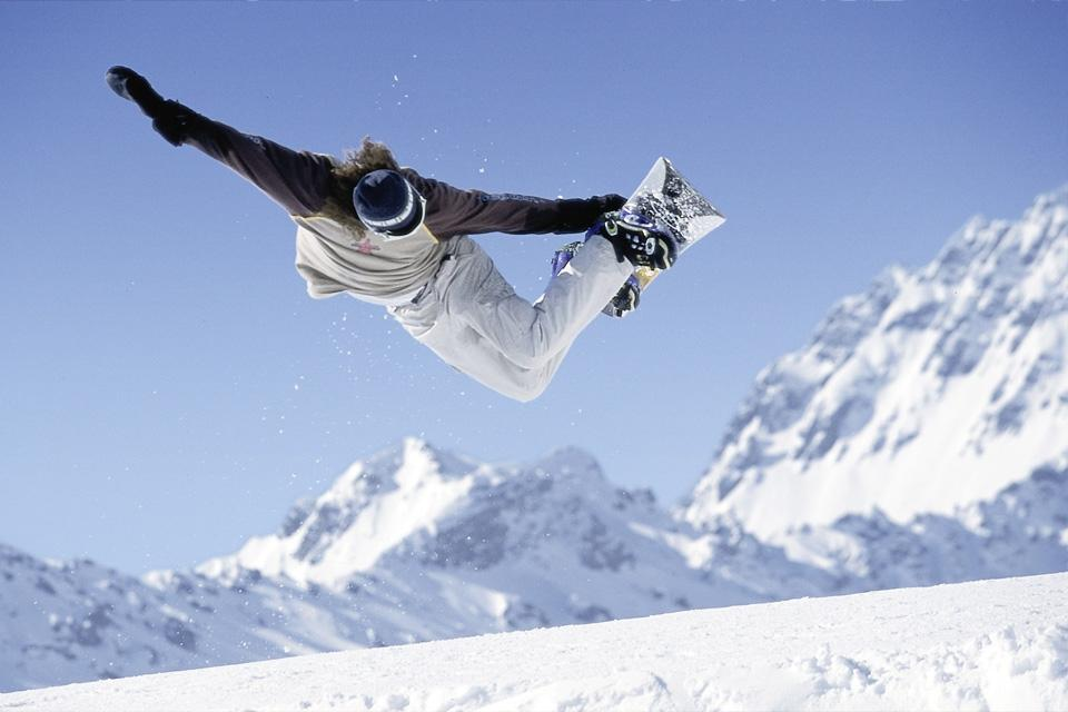 Arosa - ROBINSON Club, Snowboarden Freestyle