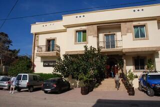Essaouira - Riad Zahra, Eingangsbereich