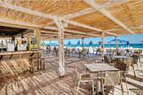 Kos - Caravia Beach, Strandrestaurant