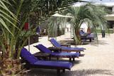 Sal - Hotel Dunas do Sal, Liegen am Pool