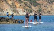 Naxos - Aloha Camp SUP Ausflug