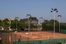 Mallorca - Club Colonia St. Jordi, Tennisplätze