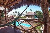 Icaraizinho - Pousada Cafe Zapata, Blick vom Balkon