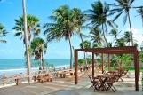 Macapa - Carnaubinha Resort, Strandrestaurant und Bar