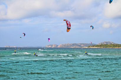 Porto Pollo - MB Kite Action