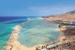 Fuerteventura - René Egli Lagune & Hotel Melia Fuerteventura