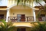 Bonaire, Sonrisa Boutique Hotel, Balkon
