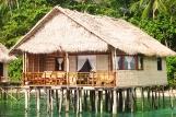 West Papua - Hotel Papua Paradise Eco, Bungalow