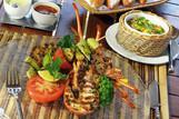 Le Morne - Dinarobin Beachcomber Golf Resort & Spa, Kulinarik