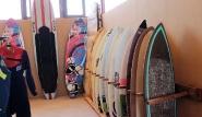 Dakhla - Westpoint Surf School, Material