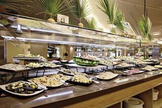 Rhodos - TUI Magic Life Plimmiri, Buffet