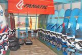El Gouna - Pro Center Tommy Friedl, Surfmaterial