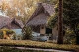 The Manta Resort Standard Garten Zimmer außen