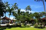 Bali - Puri Bagus Resort, Garten