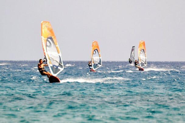 Kreta Freak Windsurf Station, Wasser Gruppe