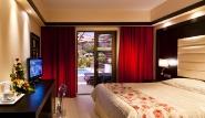 Kos Psalidi - Oceanis Beach Resort, Zimmer Gartenblick und Privatpool