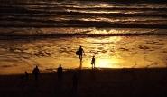 St. Girons Family Surfcam - Wellenreitreisen für Familien und Surfen in Frankreich
