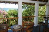 Mangga Lodge, Blick vom Turm