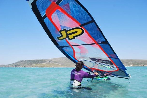 Alacati Alacati Surf Paradise Club, Beachstart