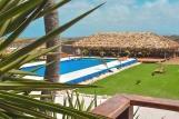Bonaire - Sorobon Boutique Hotel, Garten mit Pool