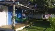 Sao Miguel do Gostoso - Ilha do Vento, Zimmer mit Veranda