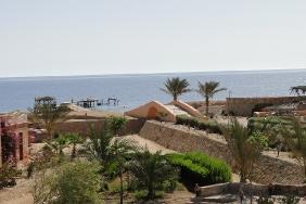 Hamata - Berenice Resort, Blick auf Strand