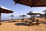 Dahab - Tropitel Oasis - Strand