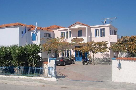 Sigri Lesbos - Orama Hotel