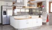 Parajuru - Casa Amarela, Küche