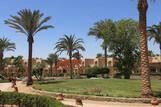 El Gouna - Club Paradisio, Gartenanlage