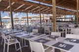 Djerba - Seabel Rym Beach, Strandrestaurant