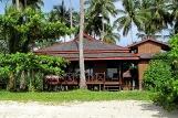 Kalimantan Nunukan Island Resort, Beispiel Beachbungalow