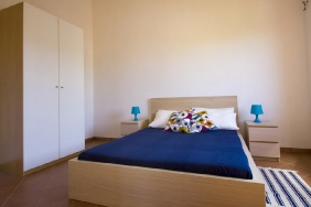 Stagnone Holiday Appartement, Schlafzimmer