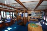 Malediven - MY Emperor Atoll, Restaurant