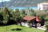 Lefkada - Villa Angela, Grillplatz