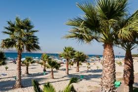 Kos Marmari - Marmari Beach, Hotelstrand